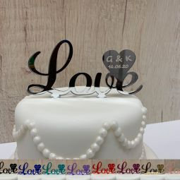 Cake Toppers For All Occasions Including Wedding Anniversary